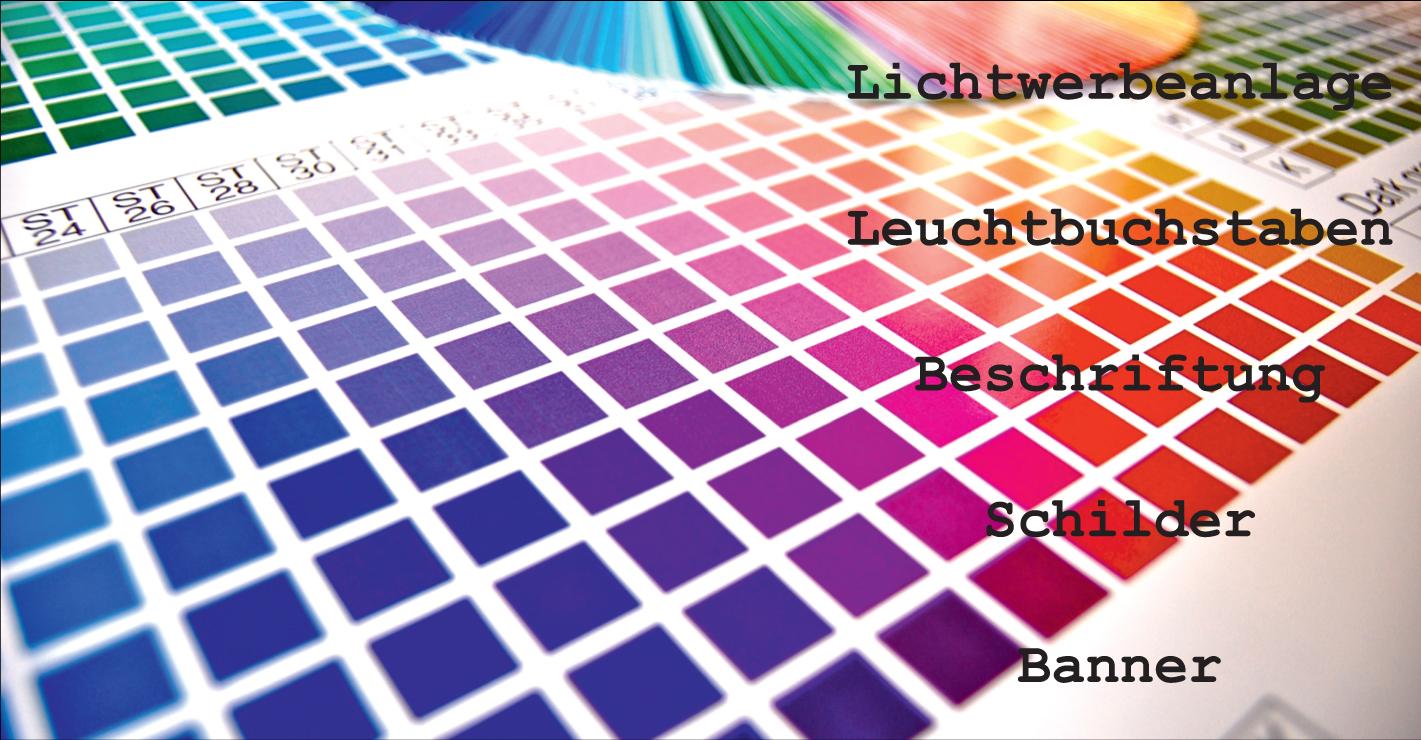 Branding Division - Werbetechnik - LichtwerbeanLage, Leuchtbuchstaben, Beschriftung, Schilder, Banner